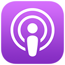 Apple Podcast iTunes icon